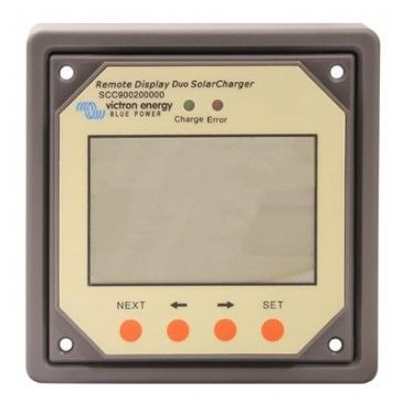 VICTRON REMOTE DISPLAY FOR BLUE SOLAR PWM DUO REGULATOR